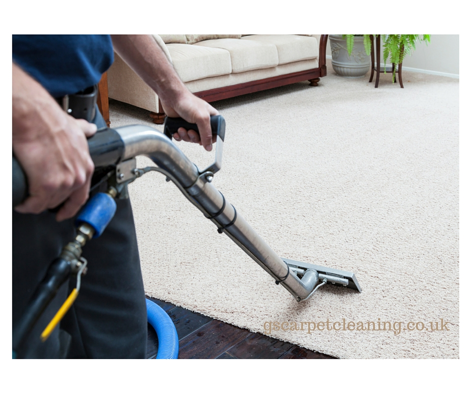 How to clean stains from the carpet